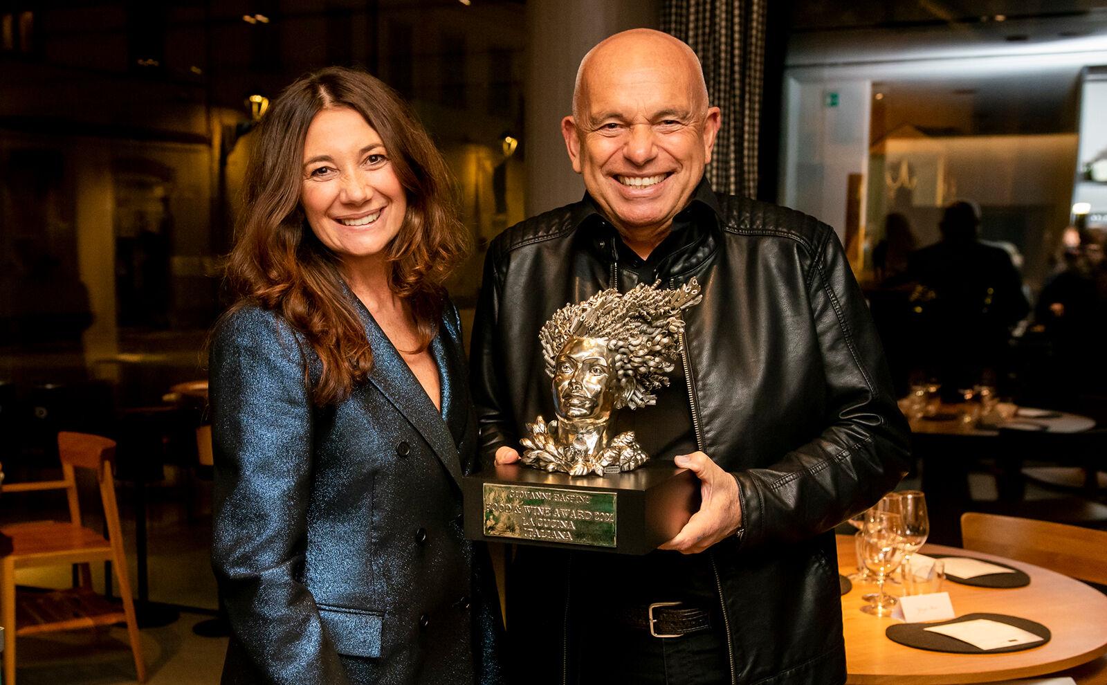 The Giovanni Raspini Food & Wine Award 2021 for La Cucina Italiana